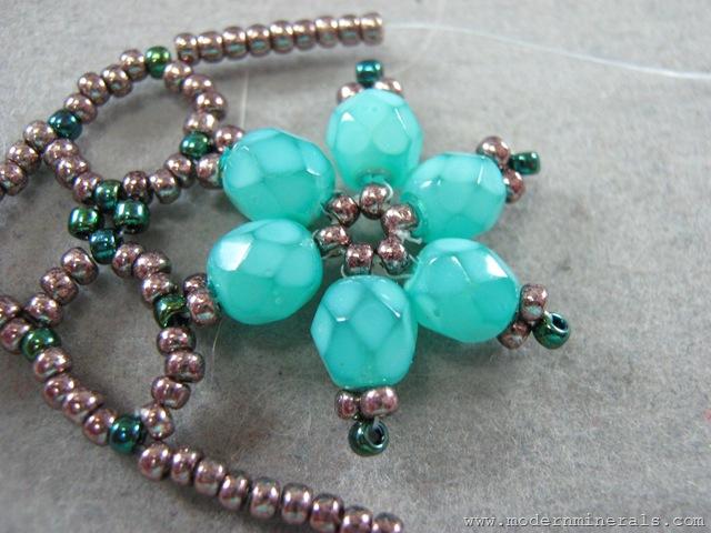 flower bracelet 034
