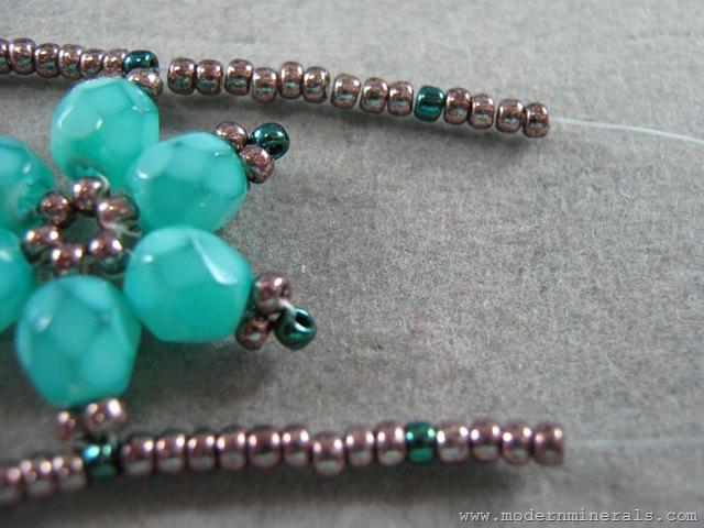 flower bracelet 036