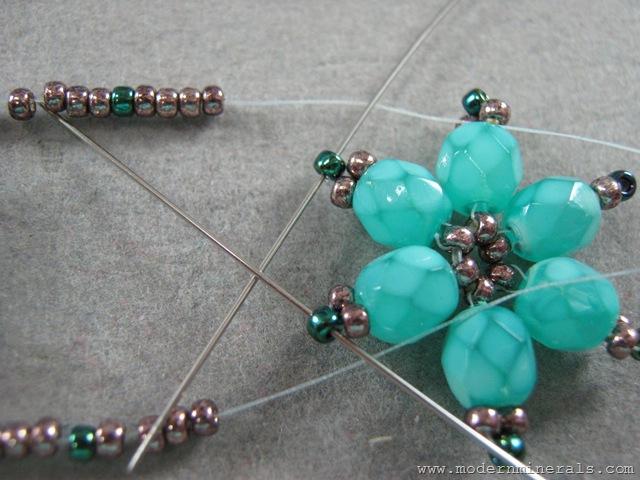 flower bracelet 037