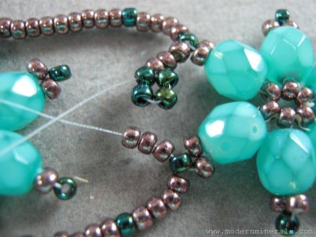 flower bracelet 038