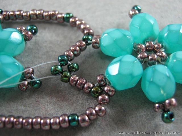 flower bracelet 039
