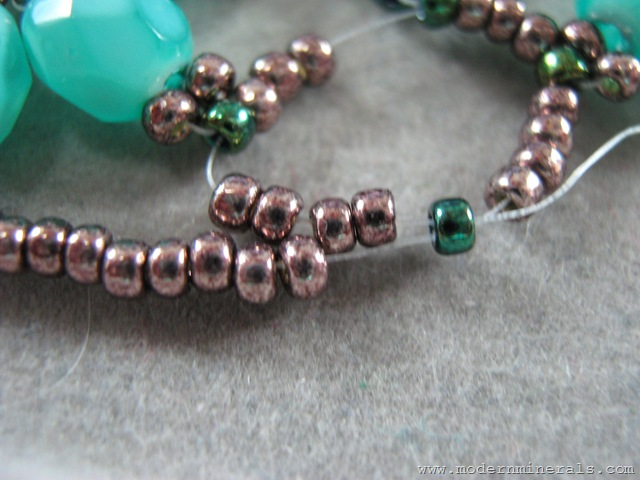 flower bracelet 041