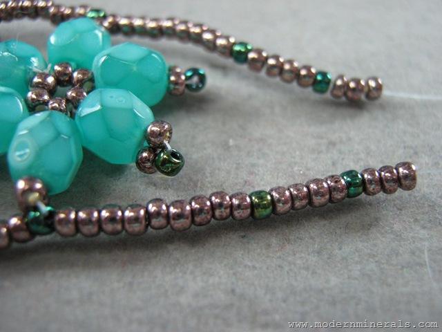 flower bracelet 047