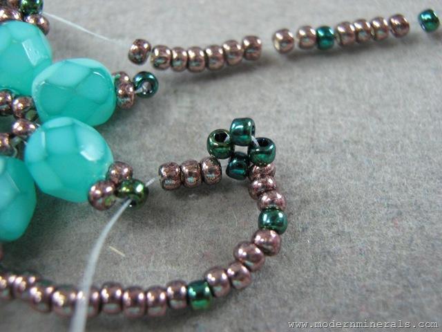 flower bracelet 049