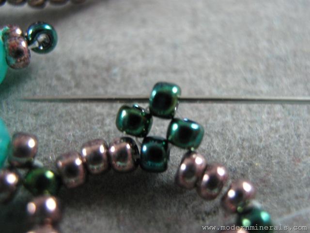 flower bracelet 052