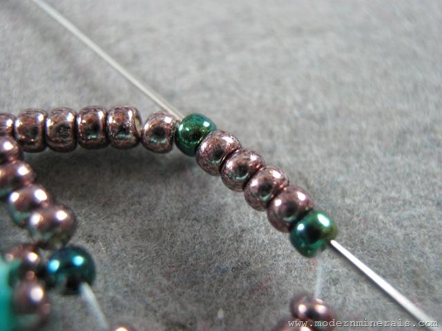 flower bracelet 054