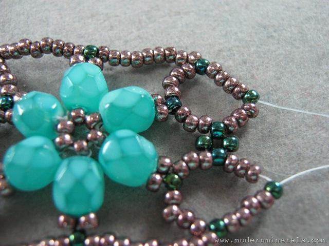 flower bracelet 055
