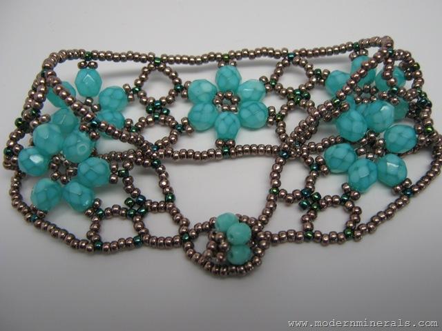 flower bracelet 065