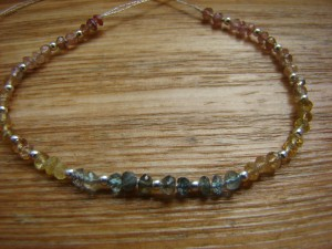 April 30th 0281 300x225 The last Tourmaline Bracelet